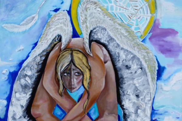 Rafael Haim Derchansky. Birth of Angel