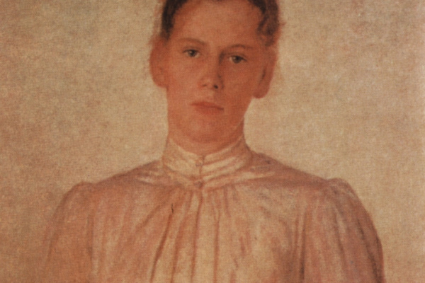 Николай Николаевич Ге. Портрет Марии Львовны Толстой, дочери писателя