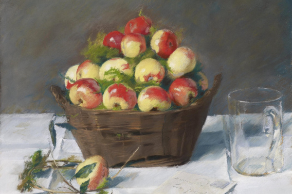 Eva Gonzalez. Sweet apples