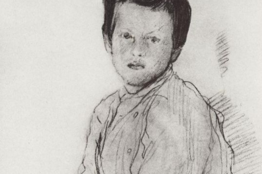 Valentin Aleksandrovich Serov. Mike Serov
