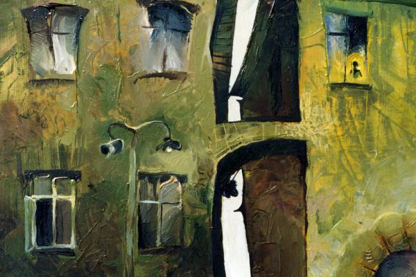 Michael Fedotov. Loneliness