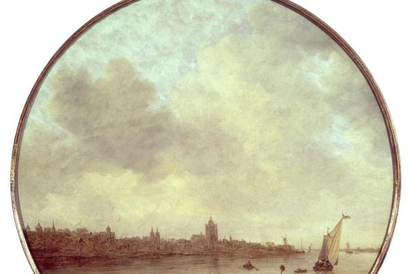 Jan van Goyen. View of Arnhem