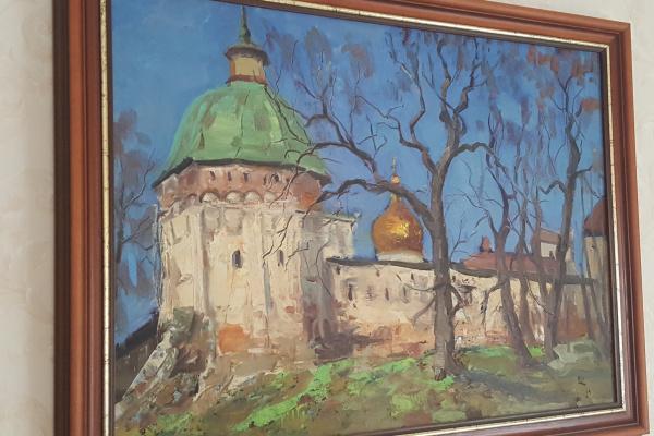 Алексей Николаевич Соцков. Храм
