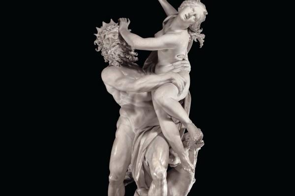 Джованни Лоренцо Бернини. Похищение Прозерпины