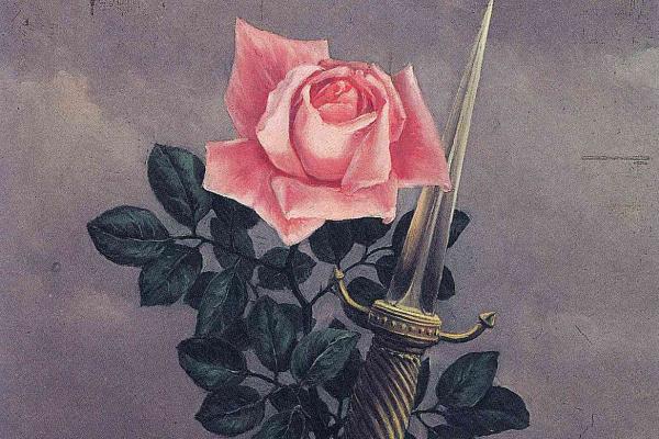 Рене Магритт. Удар в сердце