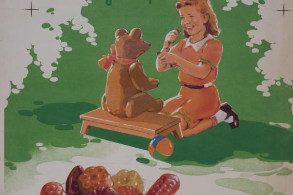 B. A.Zelensky. Buy marmalade