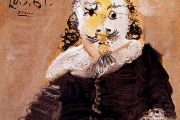 Пабло Пикассо. Сюжет 41