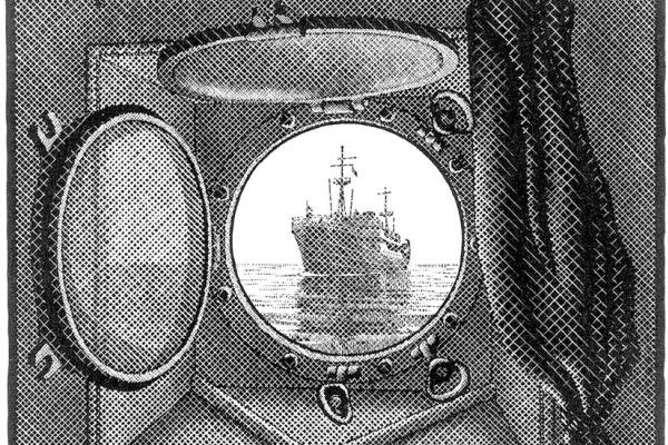 Maurits Cornelis Escher. The window