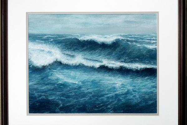 Vladimir Skvortsov. Ocean