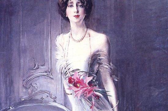 Джованни Больдини. Портрет мадам Дойен