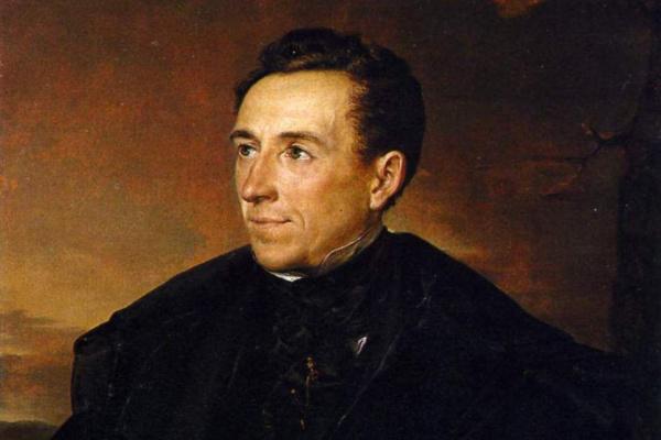 Василий Андреевич Тропинин. Портрет А.А. Щербинина