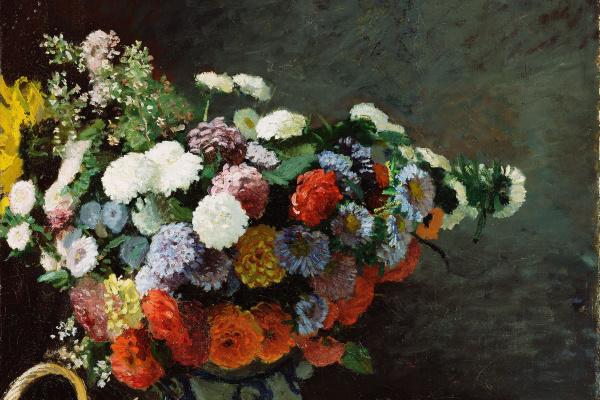 Клод Моне. Цветы и фрукты