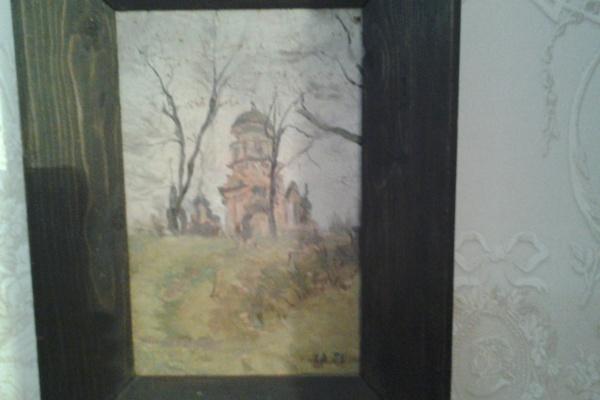 Виктор Николаевич Гущин. Церковь