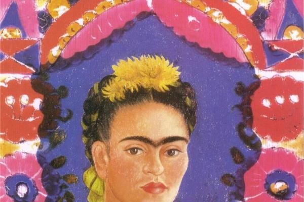 Фрида Кало. Автопортрет - Рамка