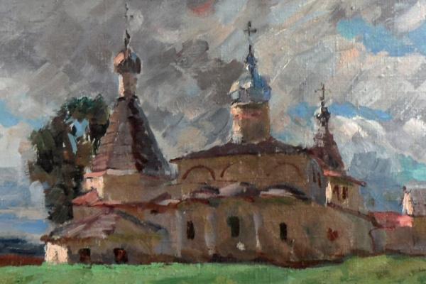 Борис Анатольевич Студенцов. Ферапонтово