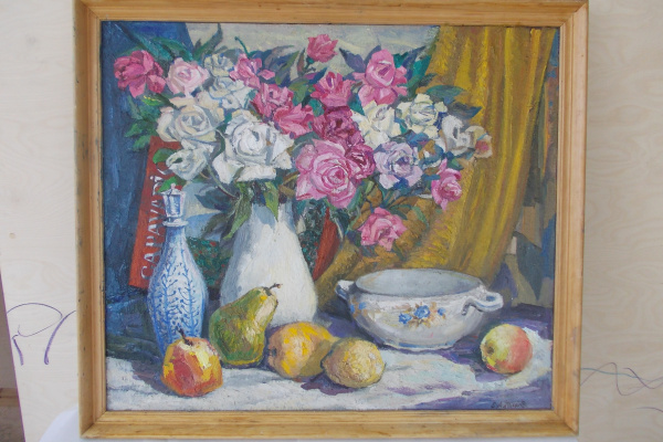 EVGENY ALTYNOV. Flowers and fruits.