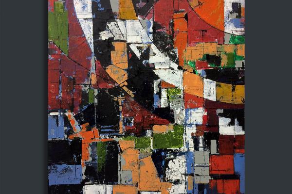 Mike Bezloska. Abstraction 131