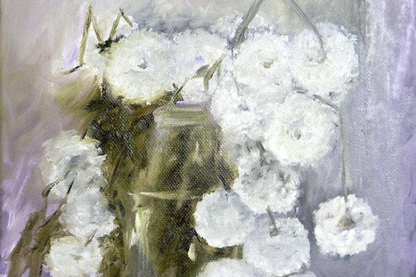 Сергей Николаевич Ходоренко-Затонский. Одуванчики