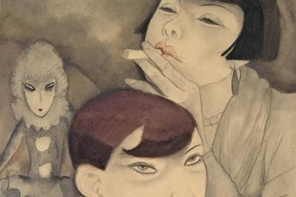 Жанна Маммен. Скучные куклы