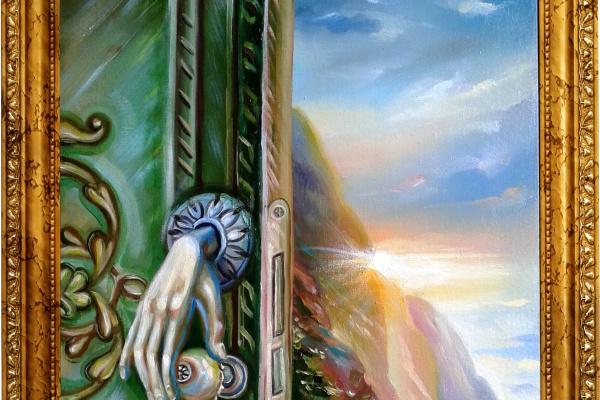 Анастасия Гурьянова. Дверь в путешествие