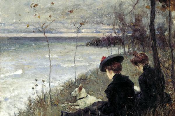 Peter Nilus. Autumn