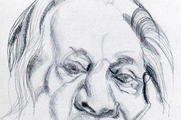 Люсьен Фрейд. Отец художника