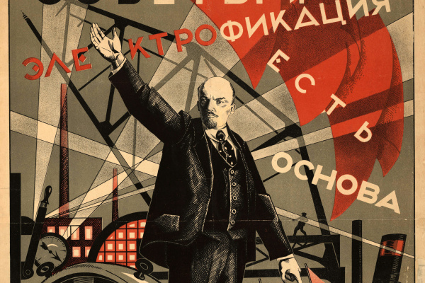 Alexander Nikolaevich Samokhvalov. The Soviets and electrification is the basis of the new world
