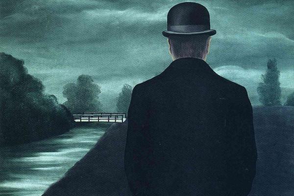 Рене Магритт. Размышления одинокого ходока