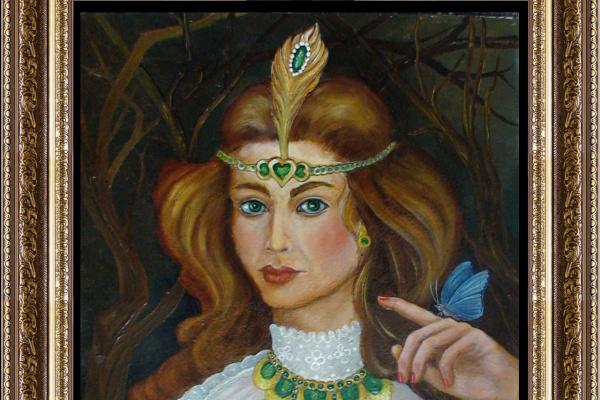 Vladimir Pavlovich Parkin. Хозяйка Медной Горы или леди Изумруд - Mistress of Copper Mountain or lady Emerald