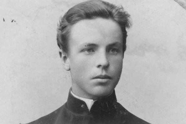 В. В. Гонорский. Гонорский Василий Васильевич 1900г.