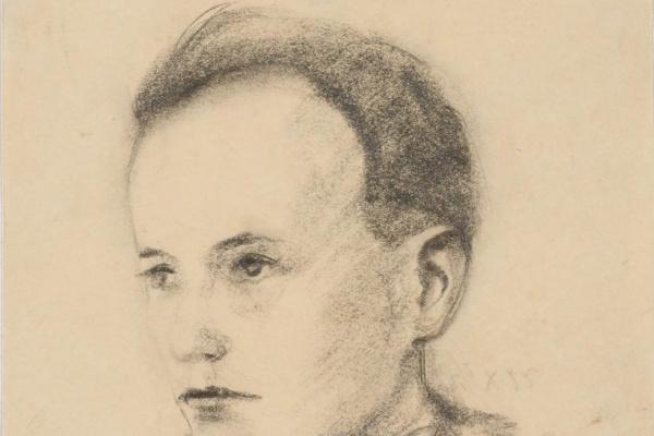 Василий Николаевич Чекрыгин. Автопортрет