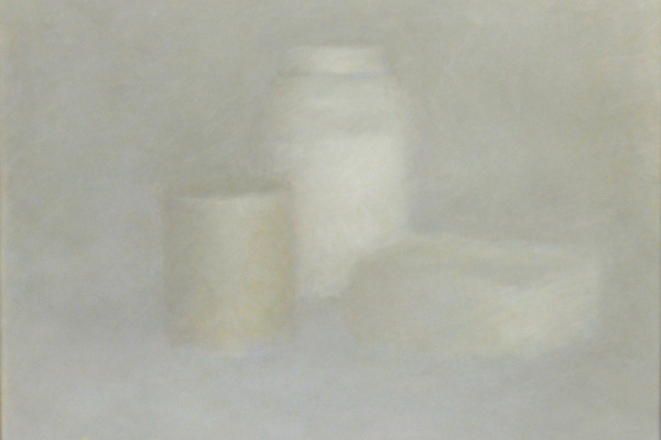 Аркадий Паранский. Белый натюрморт.