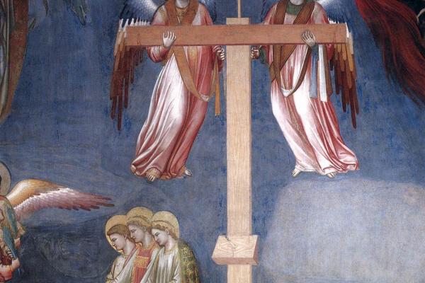 Giotto di Bondone. Judgment. Fragment 13