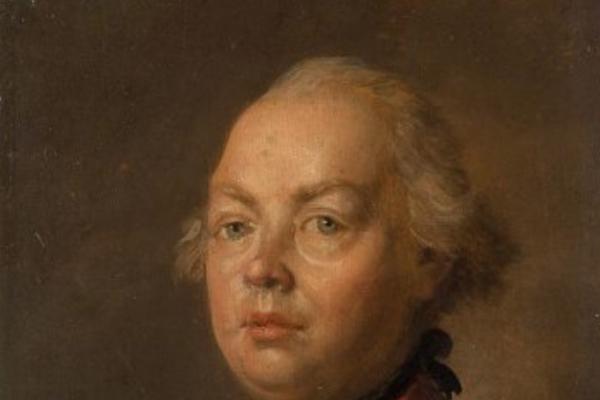 Сальватор Старший Тончи. Портрет графа Петра Андреевича Румянцева-Задунайского