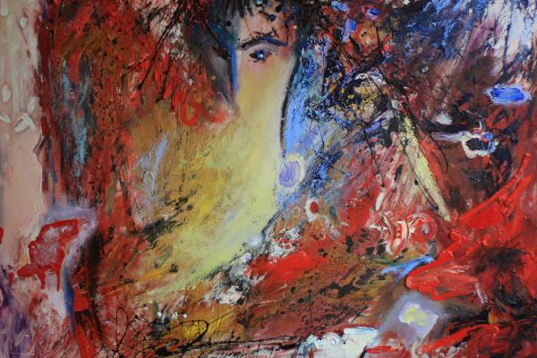 Сергей Чурсин. Ангел с голубыми глазами