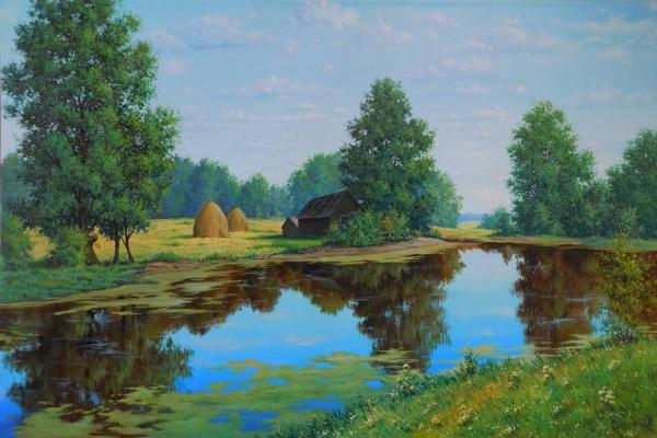 Сергей Валерьевич Скиба. Тихая река