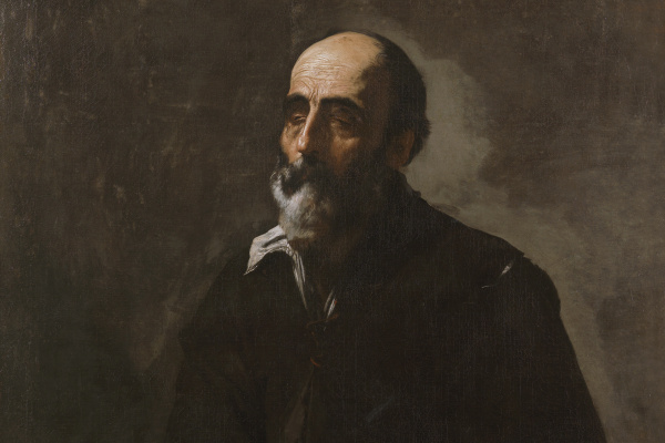 Jose de Ribera. The Sense of Touch