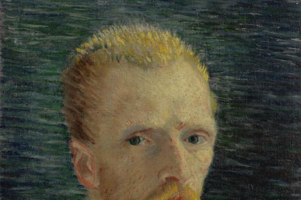 Винсент Ван Гог. Автопортрет 1887