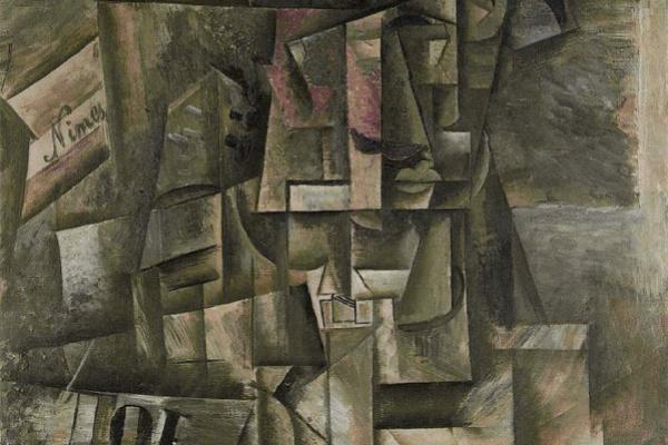 Pablo Picasso. The Aficionado (The Torero)