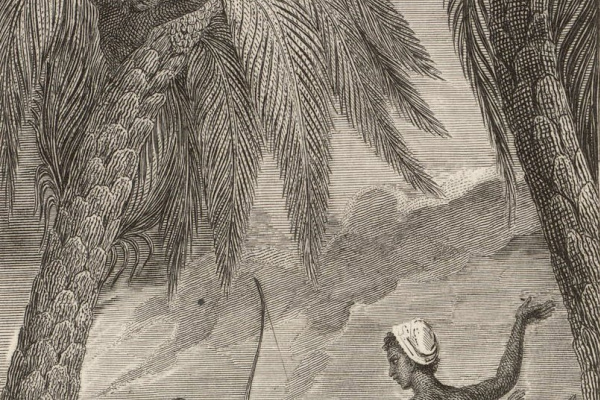"""Уильям Блейк. Лев. Иллюстрации к Вильяму Хейли """"Баллады о животных"""""""