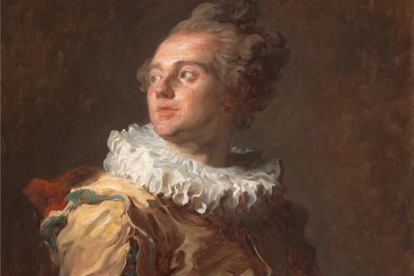 Jean Honore Fragonard. Actor