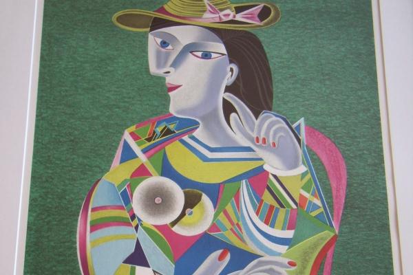 "Mihail Chemiakin. ""Transformation of Picasso"""