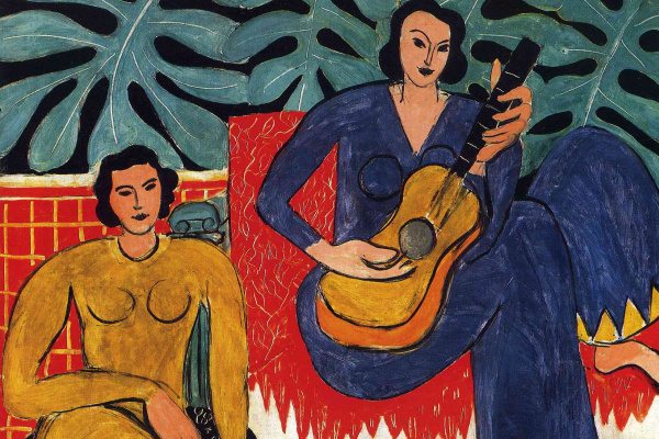 Henri Matisse. Music