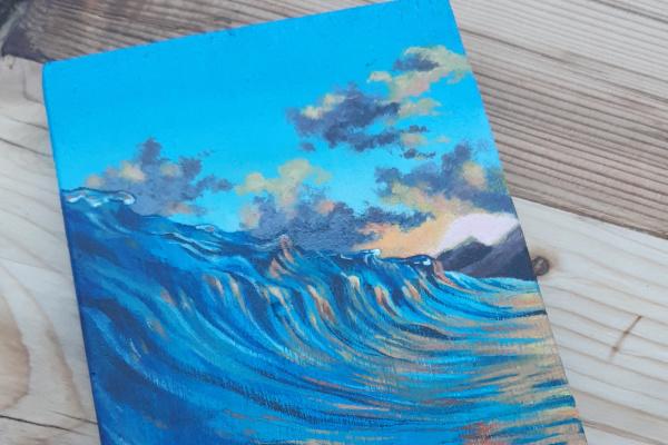 (no name). Wave