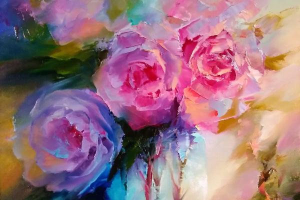 Андрей Иванович Боравик. Аромат роз