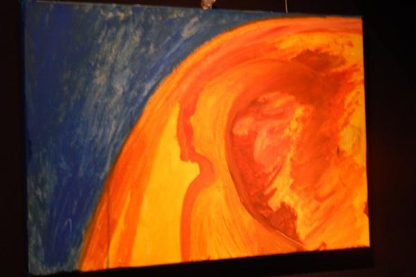 Serge Zaretsky. World in fire