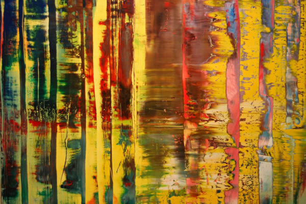 Gerhard Richter. «Computer Wallpaper Courseimage»