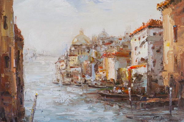 Andrew Shararin. Dreams of Venice N32