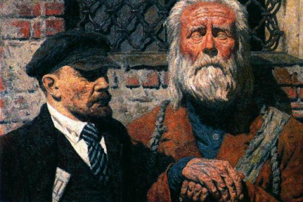 Гелий Михайлович Коржев. Беседа