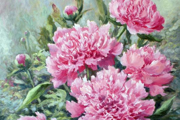 Сергей Владимирович Дорофеев. Spring bloom